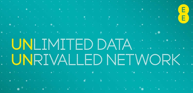 EE unlimited data