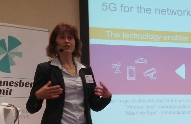 Ericsson's 5G test bed wins award for 5G development