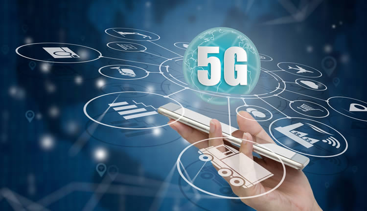 5G phone research