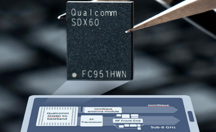 Samsung Electronics Signs 5G Modem Chip Production Agreement with Qualcomm