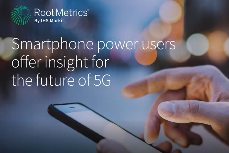 5G smartphone power users