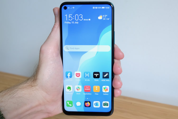 P40 Lite 5G review