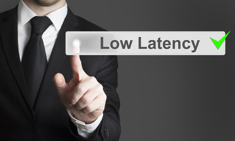Low latency on Three