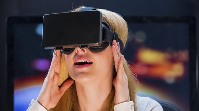 BT and Nokia show off Virtual Reality