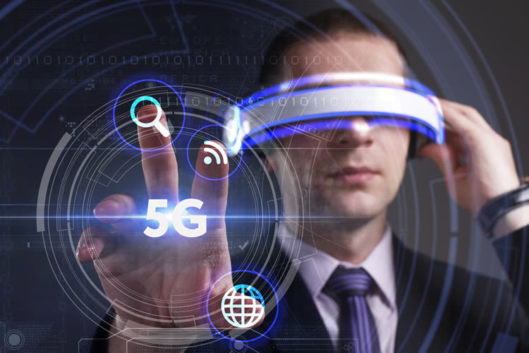 Image result for vr with 5g