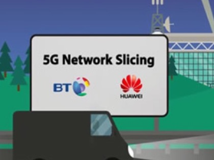 BT, Huawei team up for network slicing research