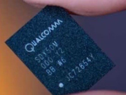 Qualcomm's first 5G smartphone chip scores gigabit speeds