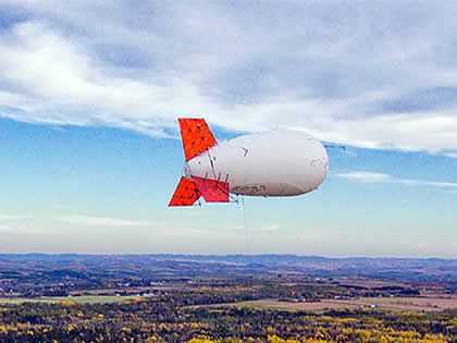Aerostats could bring 5G to rural locations at low cost