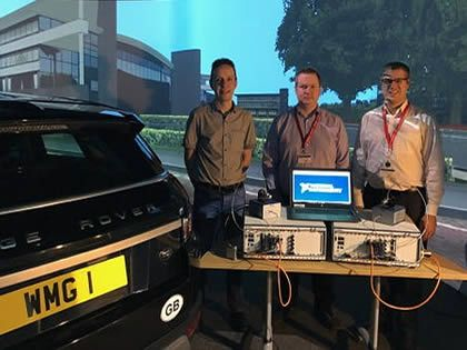 Warwick University to use mmWaves to advance autonomous cars