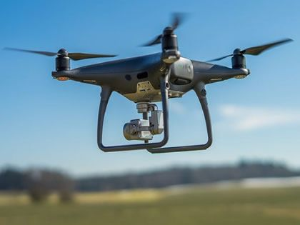 New trial looks at how 5G could power drones to monitor fields