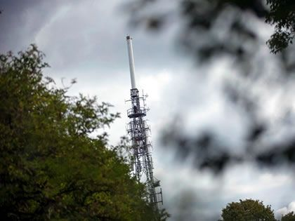 Guernsey is preparing for 5G with TV tower work in Castel