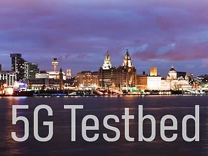 CGA Simulation has made a digital twin of part of Liverpool to trial 5G
