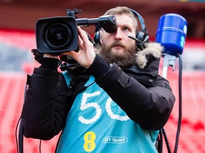 EE set to broadcast the EE Wembley Cup Final live over 5G