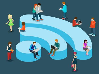 Wi-Fi is still faster than mobile, but that could change