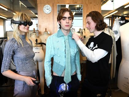 Three is using 5G and mixed reality to transform the catwalk
