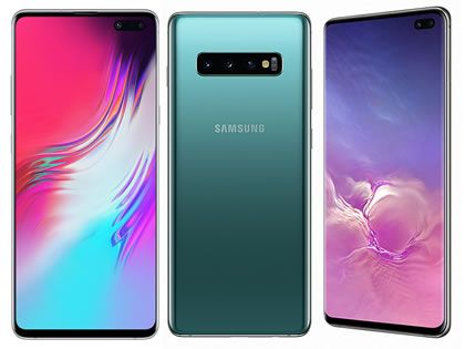The super-powered Samsung Galaxy S10 5G has been announced