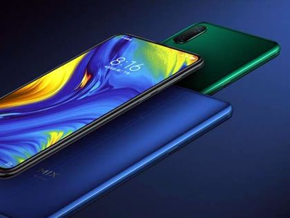 Xiaomi Mi Mix 3 5G announced with a relatively low price