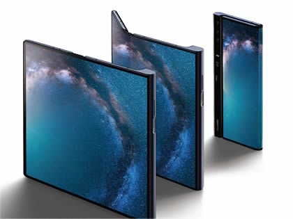 5G Huawei Mate X coming to EE with a foldable screen