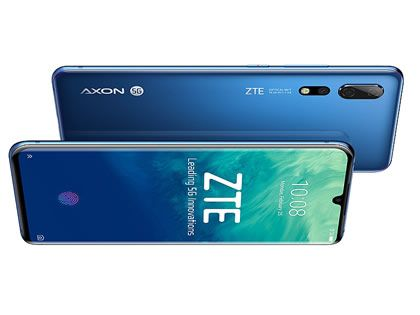 ZTE Axon 10 Pro is another 5G phone and it's coming soon