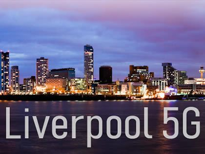 Liverpool 5G Health and Social Care given more funding