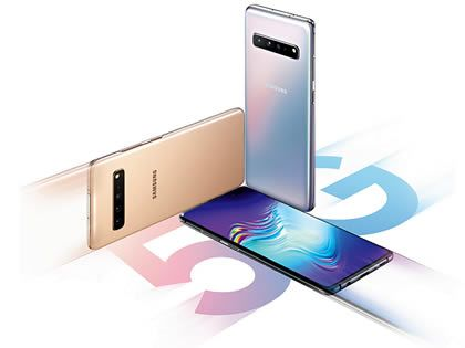 Galaxy S10 5G is going on sale in Korea