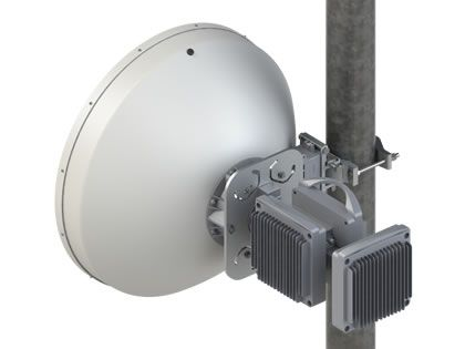 RFS Unveils Dual-Band Microwave Antenna for 5G Backhaul