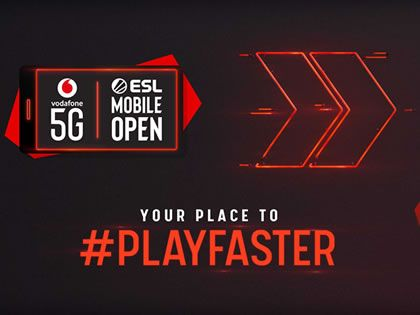 ESL esports tournaments to be played over Vodafone 5G