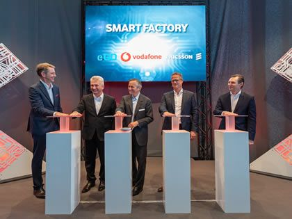 e.GO car factory deploys 5G manufacturing with Vodafone and Ericsson