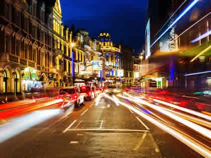 Three UK launches fibre test zone in London's West End