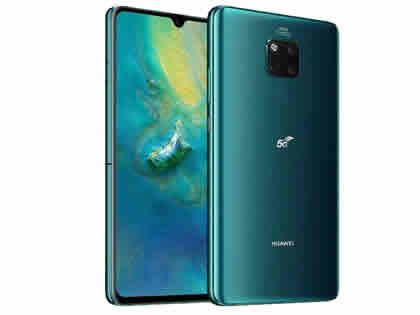 The massive Huawei Mate 20 X 5G is out now on Three