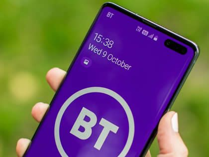 BT launches 5G smartphone plans