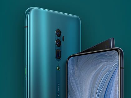 Oppo Reno 5G lands on O2 with a massive zoom and a low price