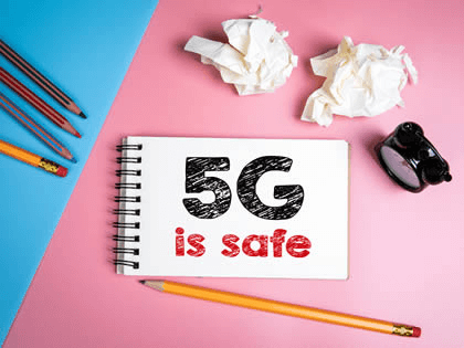5G is officially safe says International Commission on Non‐Ionizing Radiation Protection