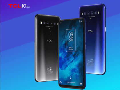TCL 10 5G announced and could be the cheapest 5G phone yet