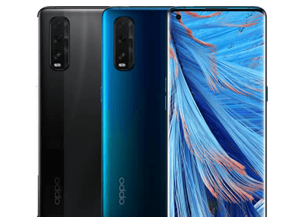 Oppo's range of 5G phones is coming to Vodafone soon