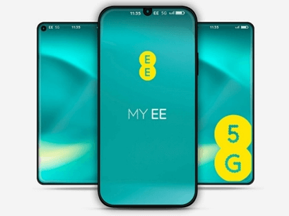 EE now offers 5G as standard on most plans, along with extras
