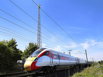 5G and massive signal boost coming to Newcastle-Edinburgh train line