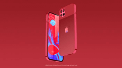Apple's first 5G iPhone dazzles in new concept video