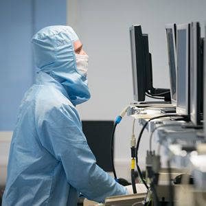 Cardiff based IQE lead the advanced compound semiconductor field