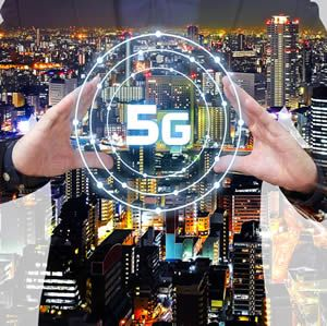 How will businesses benefit from 5G's superfast connectivity?